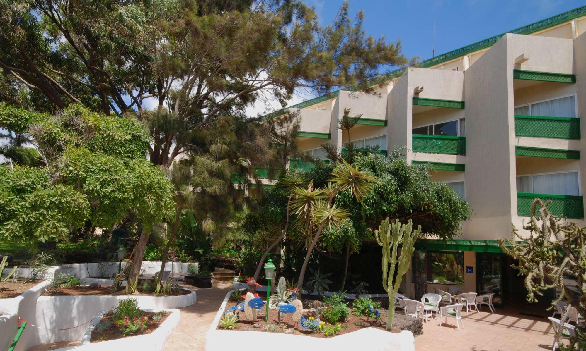Jardin Hotel Playa Sur Tenerife