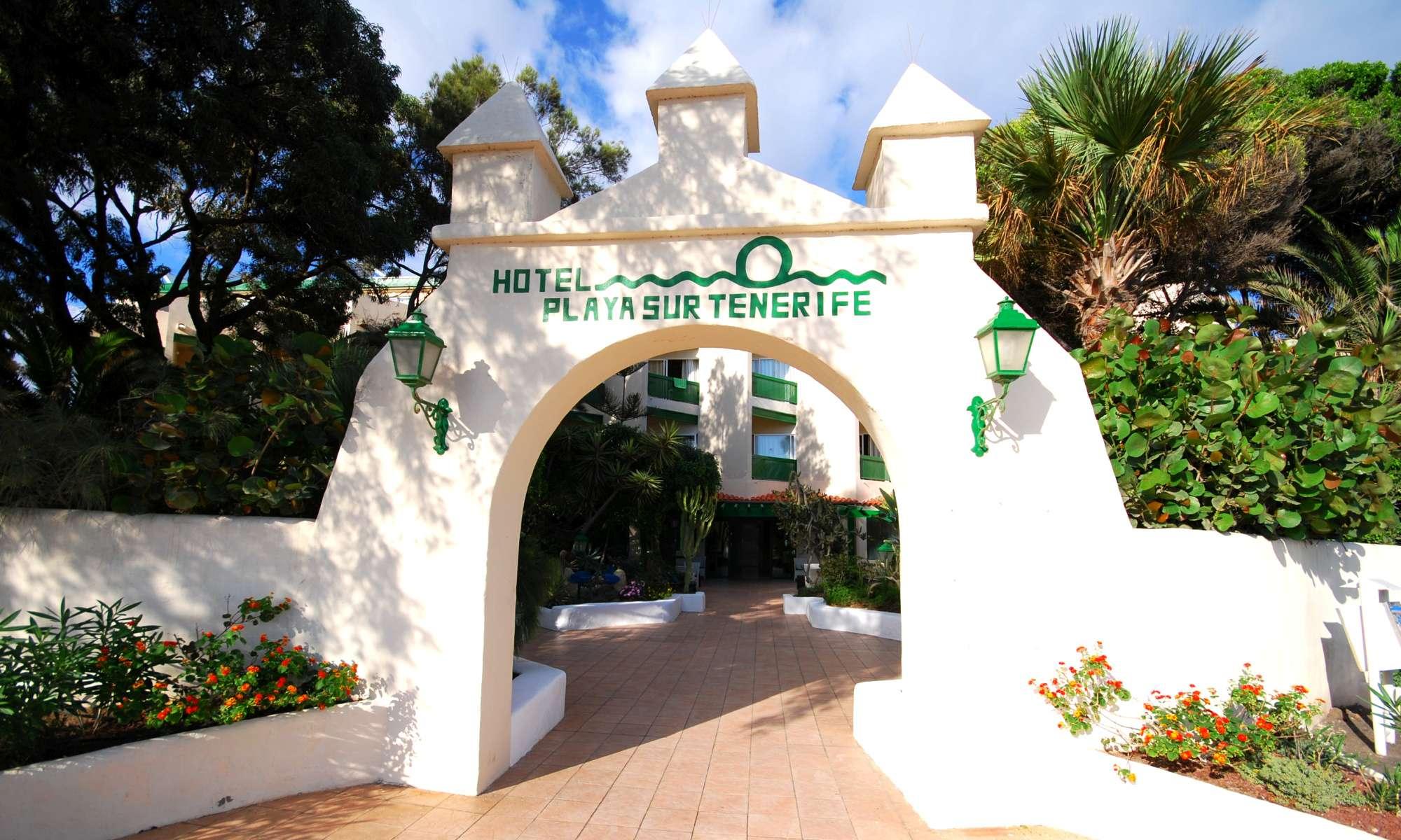 Puerta Principal Hotel