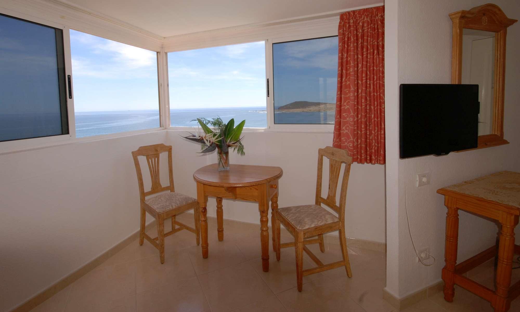 Suite 3.Planta Vista al Mar y Jardin