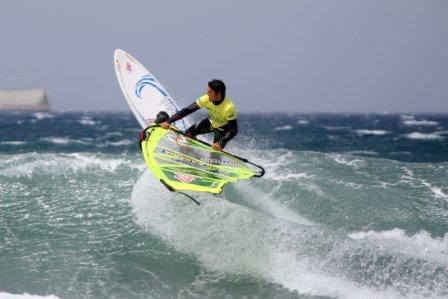 Kitesurf en el Medano