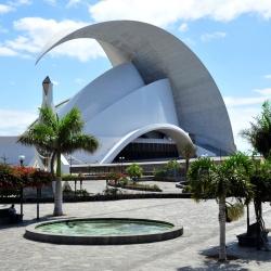 Auditorio Sabta Cruz de Tenerife