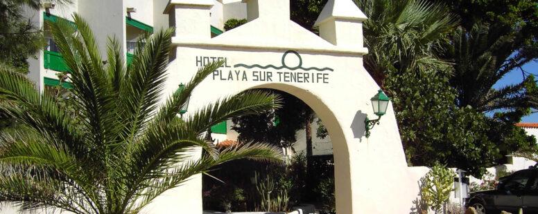 Hotel Playa Sur Tenerife, Entrada